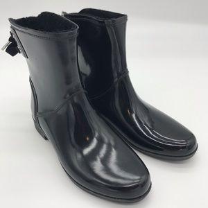MICHAEL Michael Kors Lace Back Rain Boot